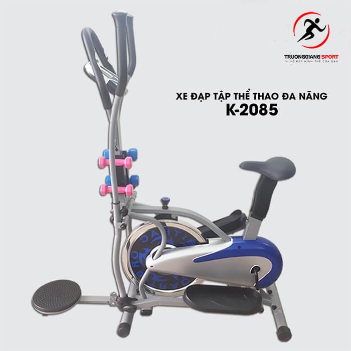 Xe đạp thể dục trong nhà đa năng K2085