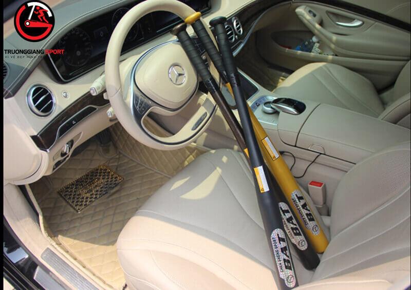 Lý do tại sao mua gậy bóng chày để ô tô