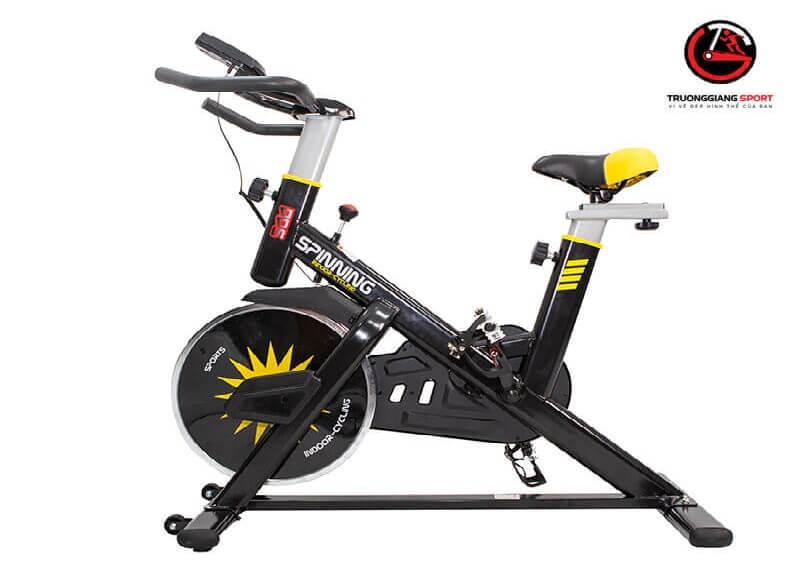 Mẫu xe đạp tập thể dục giảm cân được nhiều khách hàng lựa chọn