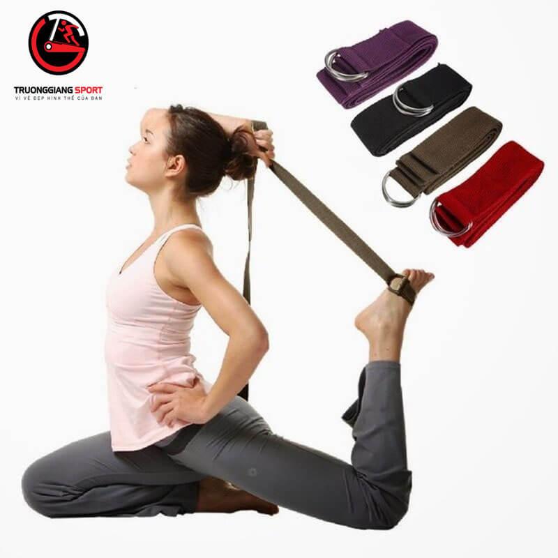 Dây đai tập yoga