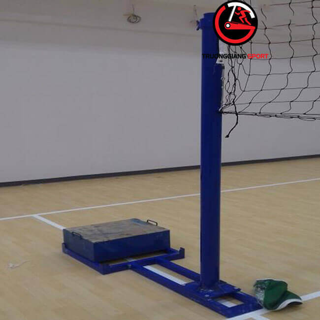 Địa chỉ cung cấp trụ lưới bóng chuyền chất lượng