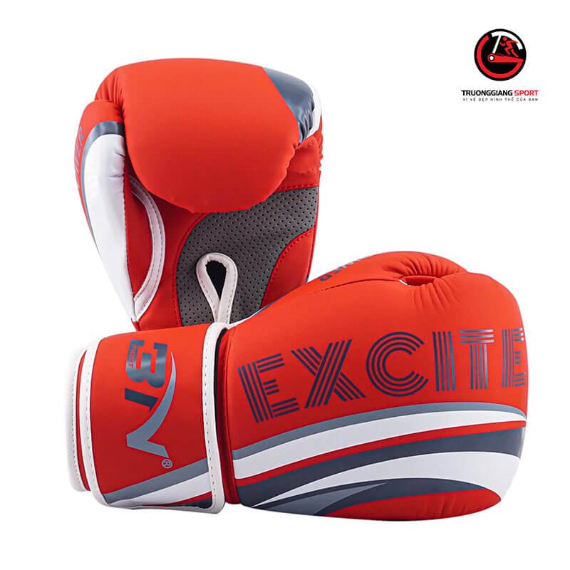Găng tay boxing Bn EXCITE 2020 – Đỏ trắng