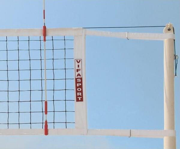 Kích thước lưới bóng chuyền