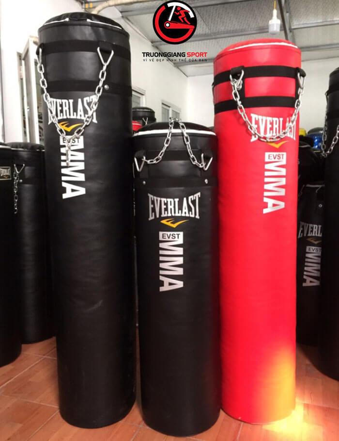 Bao đấm boxing MMA Everlast 1,2m, 1,5m, 1,6m, 1,8m