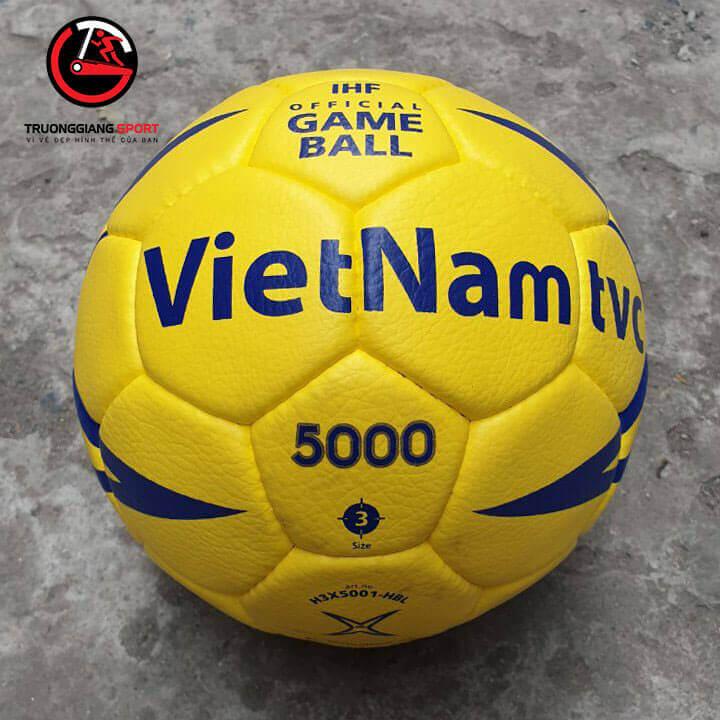 Qủa bóng ném tiêu chuẩn thi đấu Việt Nam TVC
