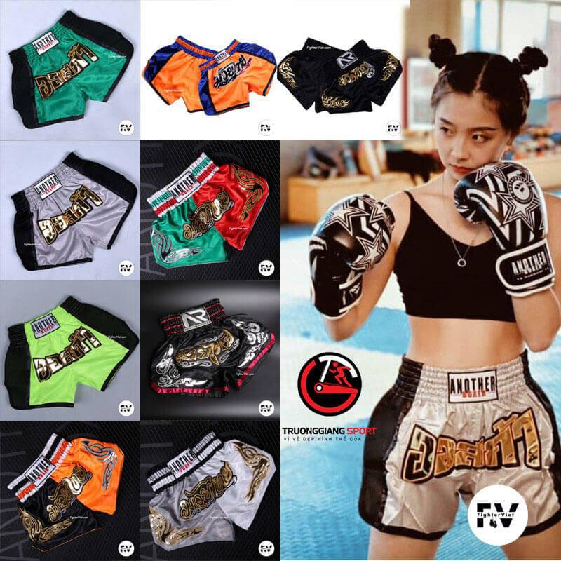 Quần Muay Thái Another Boxer chính hãng