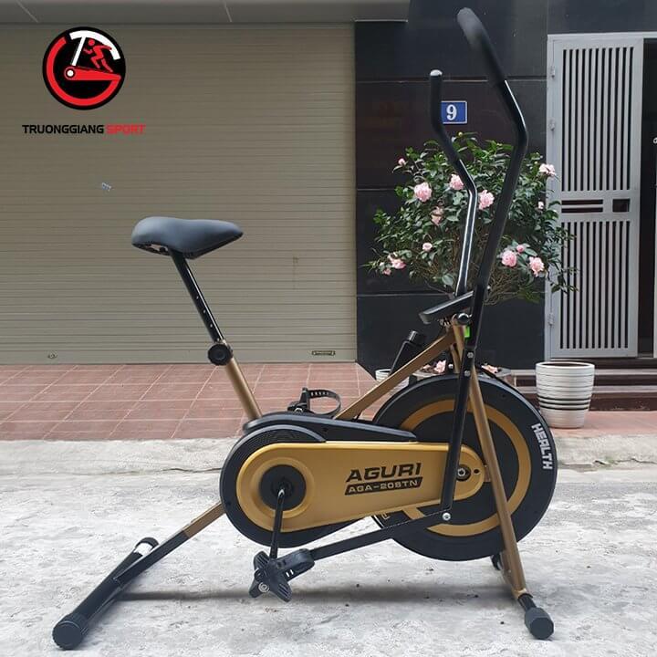 Xe đạp tập thể dục toàn thân AGA -208TN